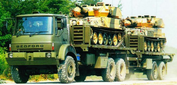1996 Bedford МТ26-30, 6x6