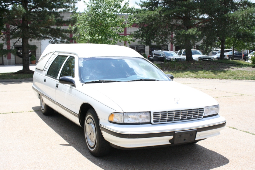 1996 Chevrolet Caprice Superior Hearse