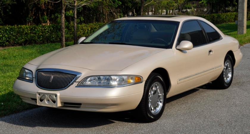 1997 Lincoln Mark VIII