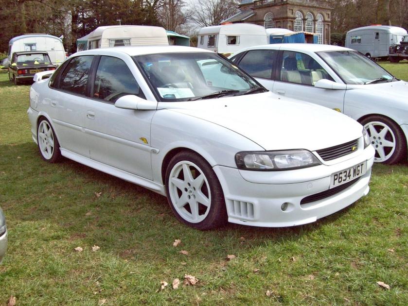 1997 Vauxhall Vectra Supertouring 2.0ltr 16v Engine 1998cc S4