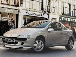 1999 Vauxhall Tigra