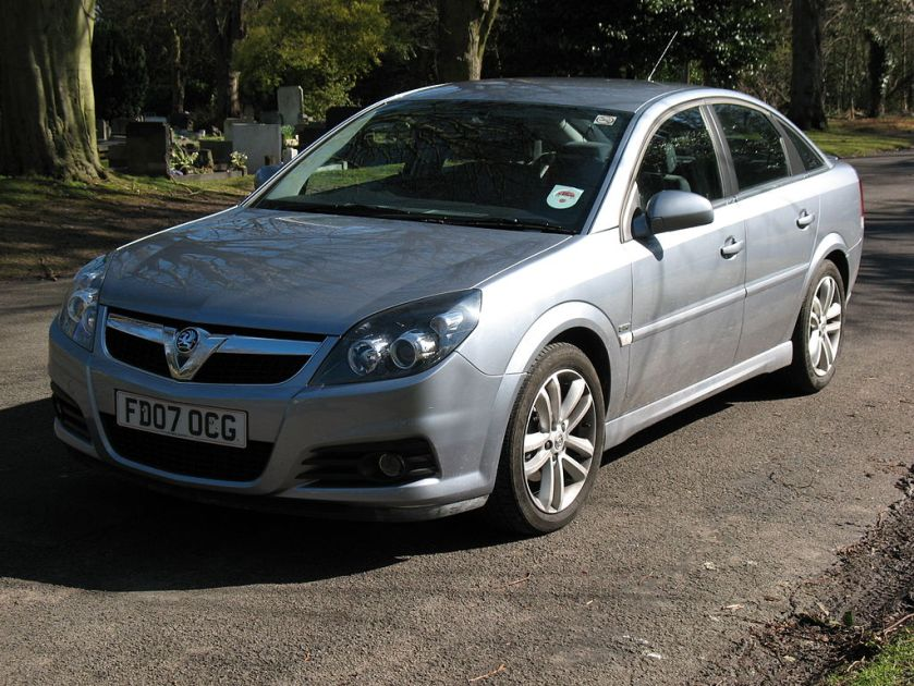 2002-08 Vauxhall Vectra Mark II