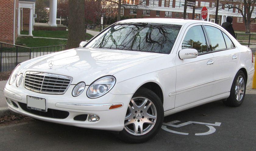 2003-2006 Mercedes-Benz E320