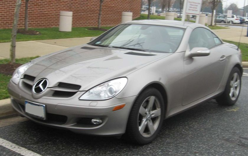 2004–2008 SLK 280 pre-facelift