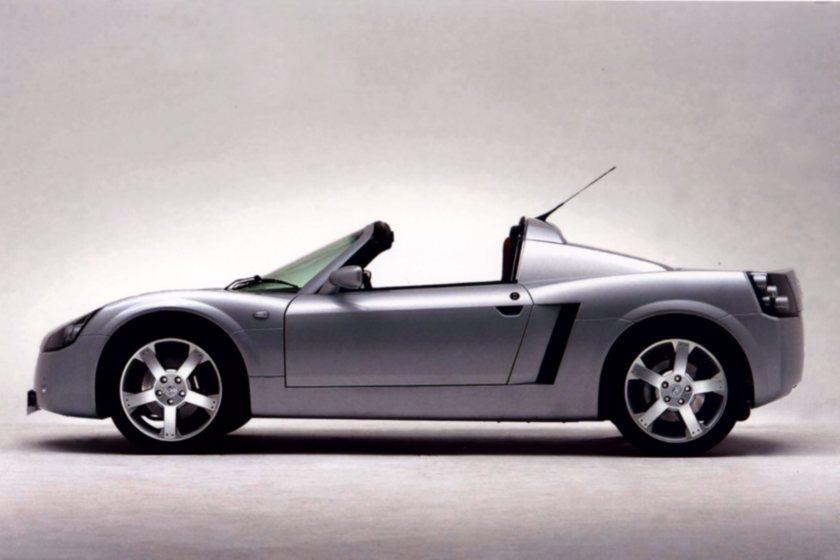 2005 vauxhall vx220-