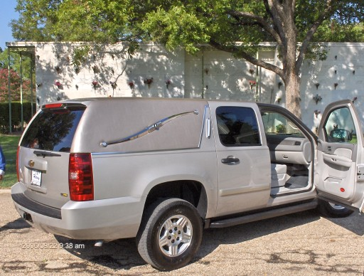 2006 Chevrolet Suburban hearse