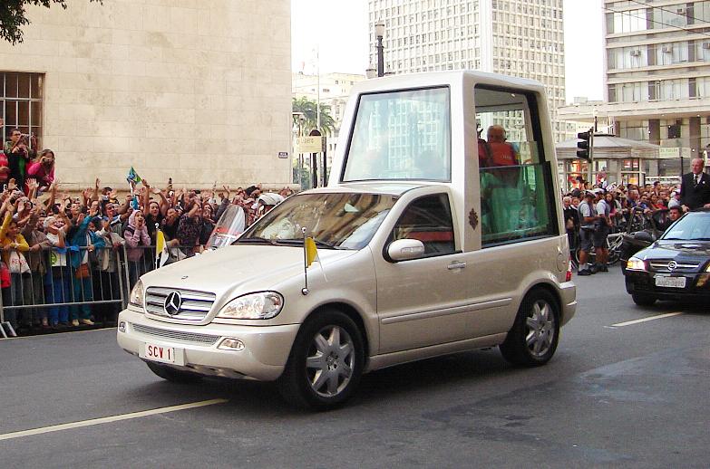 2007 Mercedes Pausmobiel Mai