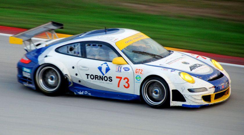 2007 Porsche-Tafel 997 GT3-RSR
