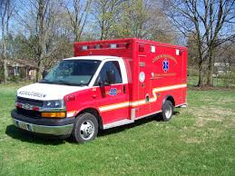 2008 Chevrolet 3500 Medix Primary BLS