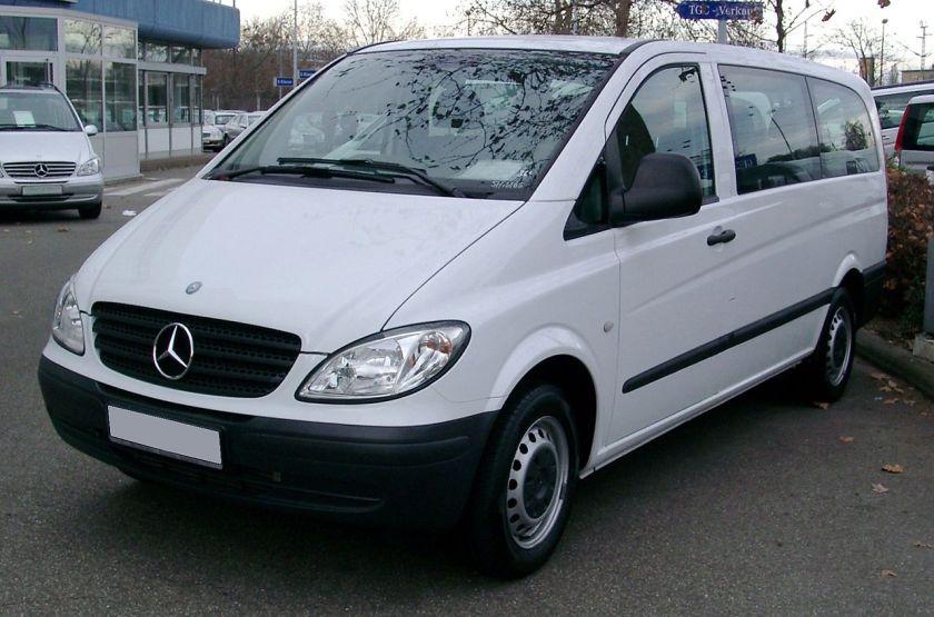 2008 Mercedes-Benz Vito