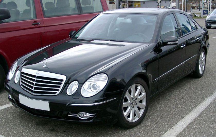 2008 Mercedes W211