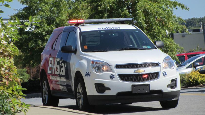 2009 Chevrolet Ambulance EMStar