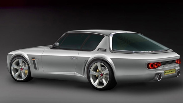 2010 Jensen Interceptor SX