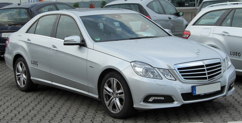 2010 Mercedes E 250 CDI BlueEFFICIENCY Avantgarde (W212)