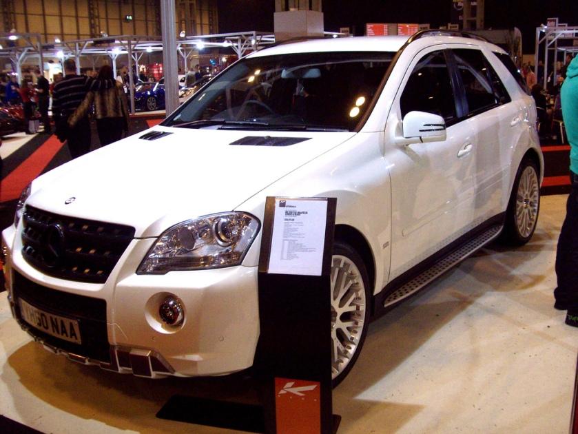 2010 Mercedes ML350 SE CDi Engine 2987cc V6 24v