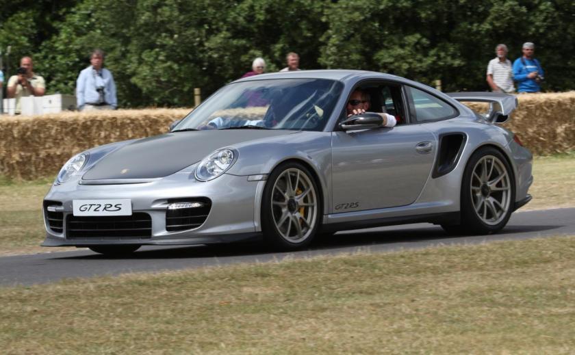2010 Porsche 911 (997) GT2 RS