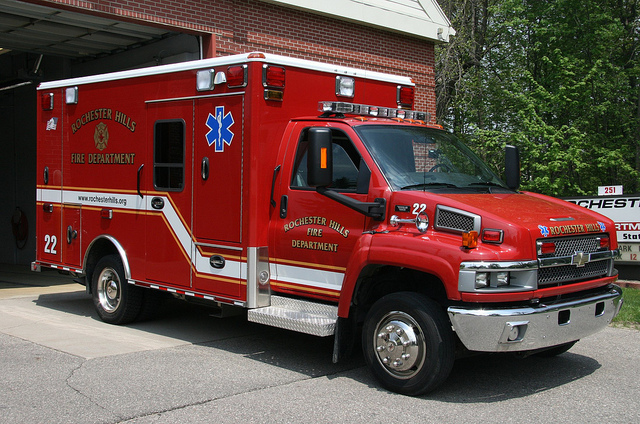2011 Chevrolet Ambulance