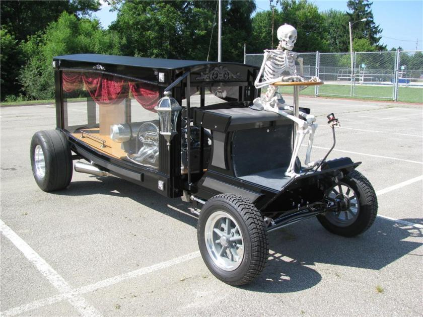2011 CHEVROLET CUSTOM HOT ROD HEARSE