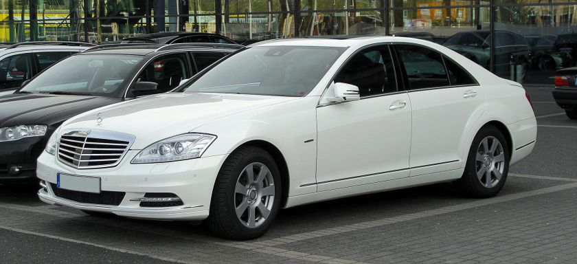 2011 Mercedes-Benz S 350 BlueTEC (W 221, Facelift)