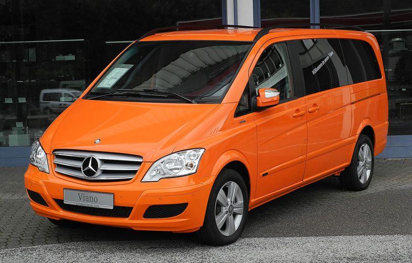 2011 Mercedes-Benz_Viano_Lang_CDI_2.2_BlueEFFICIENCY_Trend_(V_639,_Facelift)