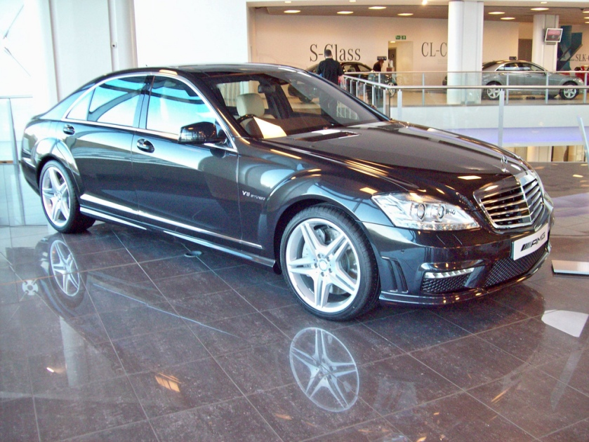 2011-on Mercedes S63 AMG Engine 5461cc V8 Bi Turbo