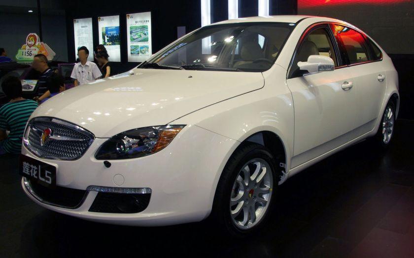 2011 Youngman Lotus L5.