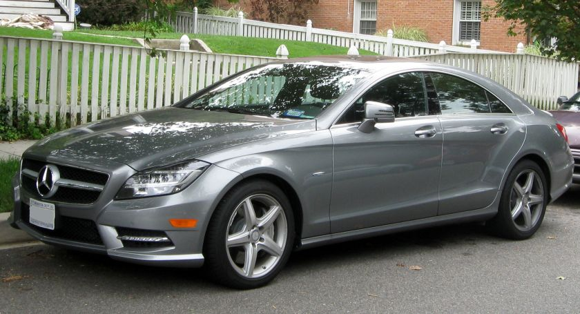 2012 Mercedes-Benz CLS-series