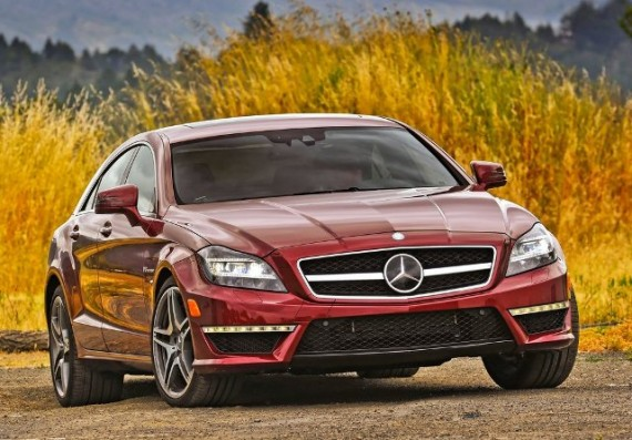 2012 Mercedes Benz CLS63 AMG US