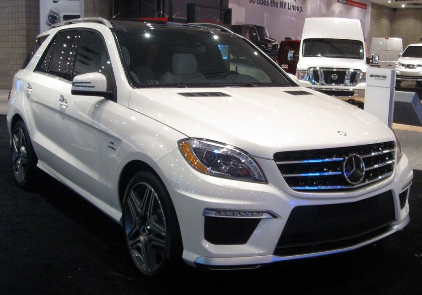 2012 Mercedes-Benz ML 250 BlueTEC
