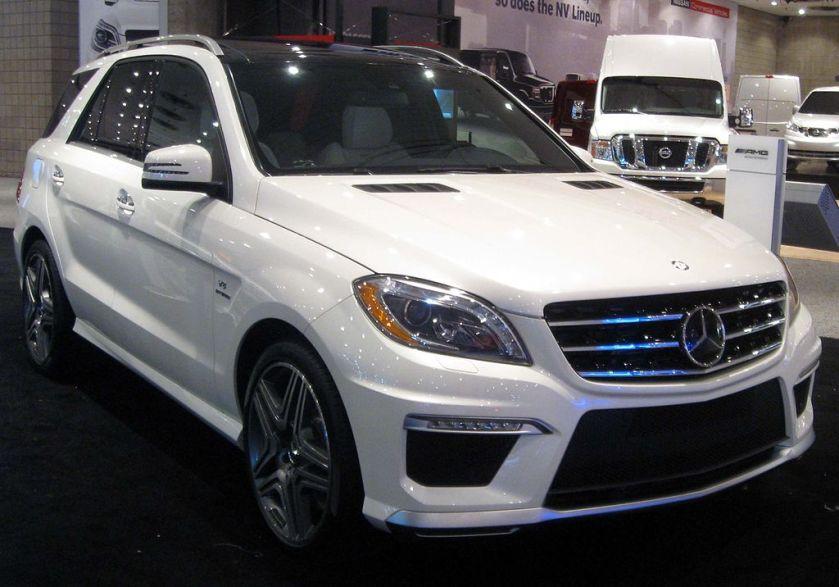 2012 Mercedes-Benz ML 250 BlueTEC