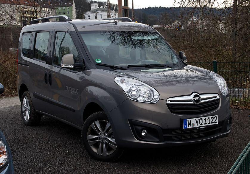 2012 Opel Combo 1.6 CDTI Edition (D)
