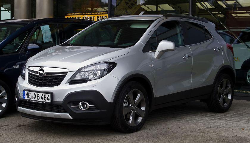 2012 Opel Mokka 1.4 Turbo ecoFLEX Innovation
