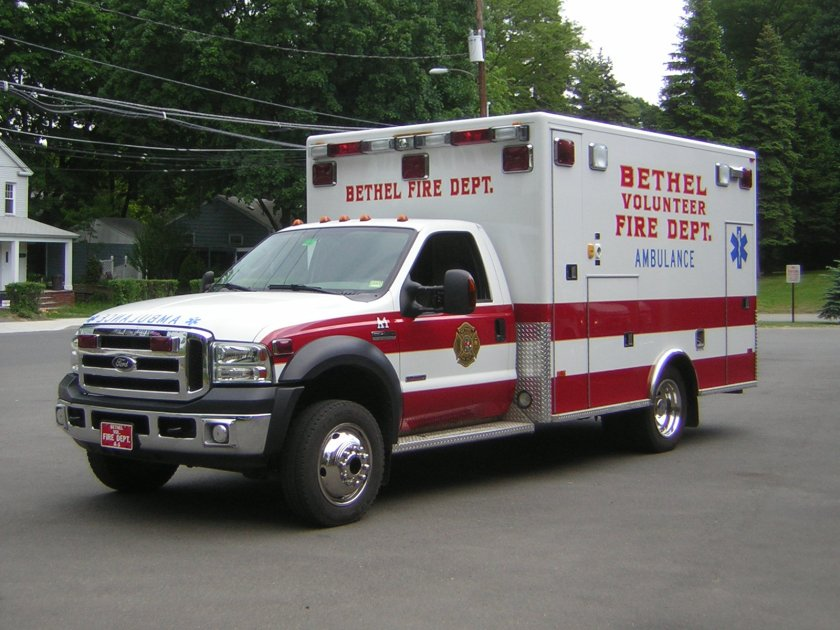 2013 Ford Ambulance Chassis