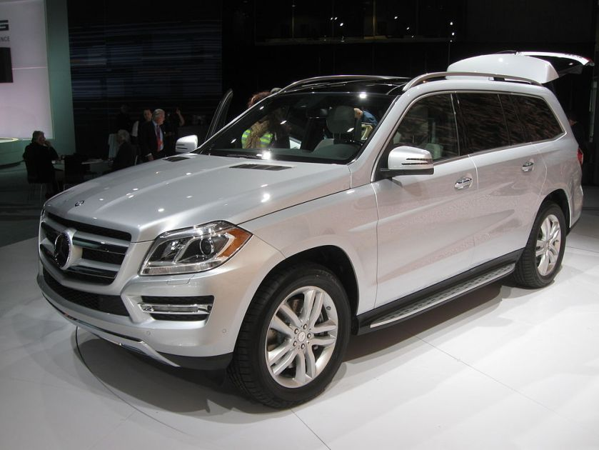 2013 Mercedes-Benz GL