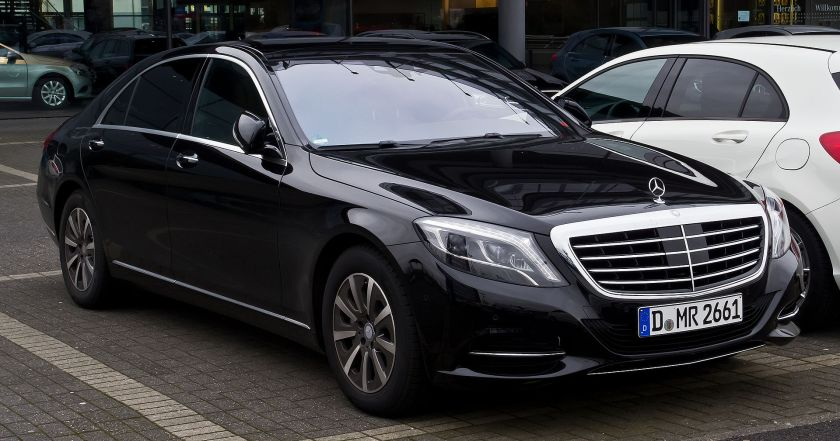 2014 Mercedes-Benz S 350 BlueTEC (W 222)