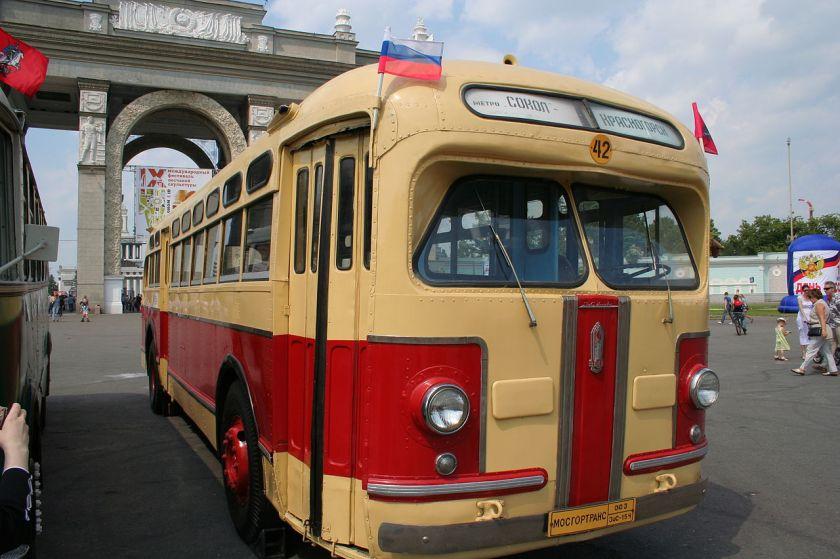 33 1947 ZiS-154