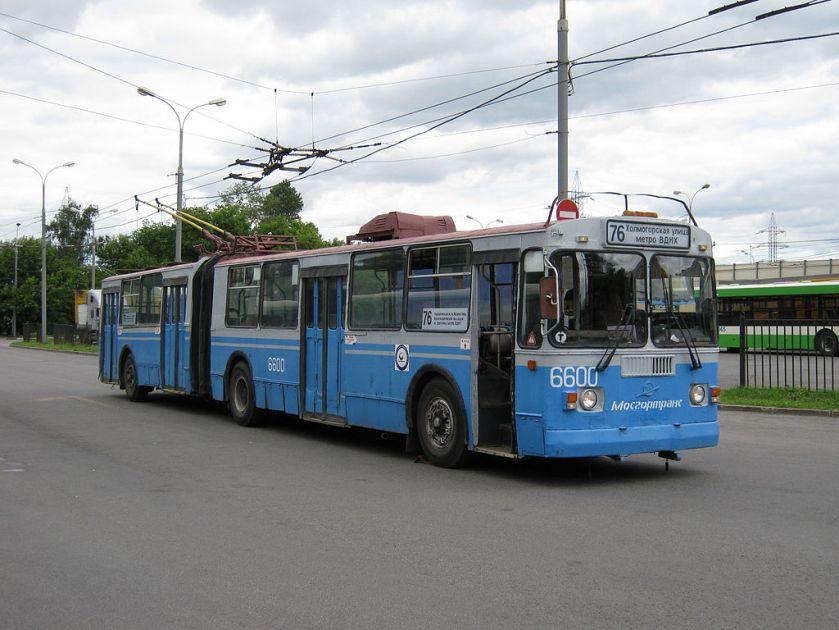 A ZiU-10 in Moscow