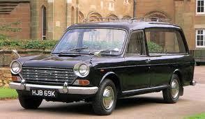 Austin 2200 hearse