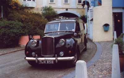 Austin Princess Hearse a