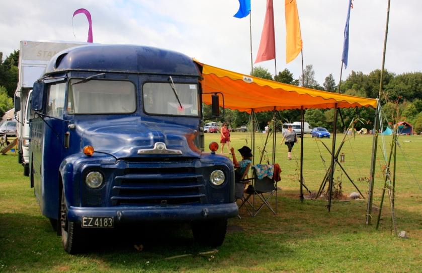 Bedford (A)D-type bus