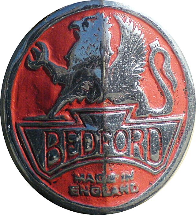 Bedford Ambulance Crest