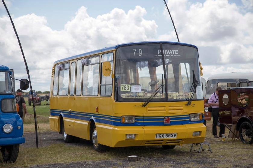 Bedford JJL HKX 553V