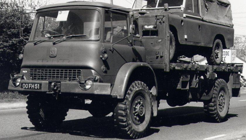 Bedford MJ 4 Ton Cargo (00 FH 51)