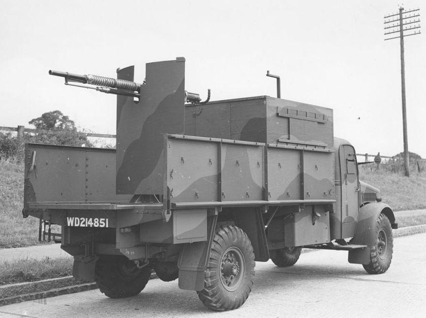 Bedford OYD Armadillo MKIII