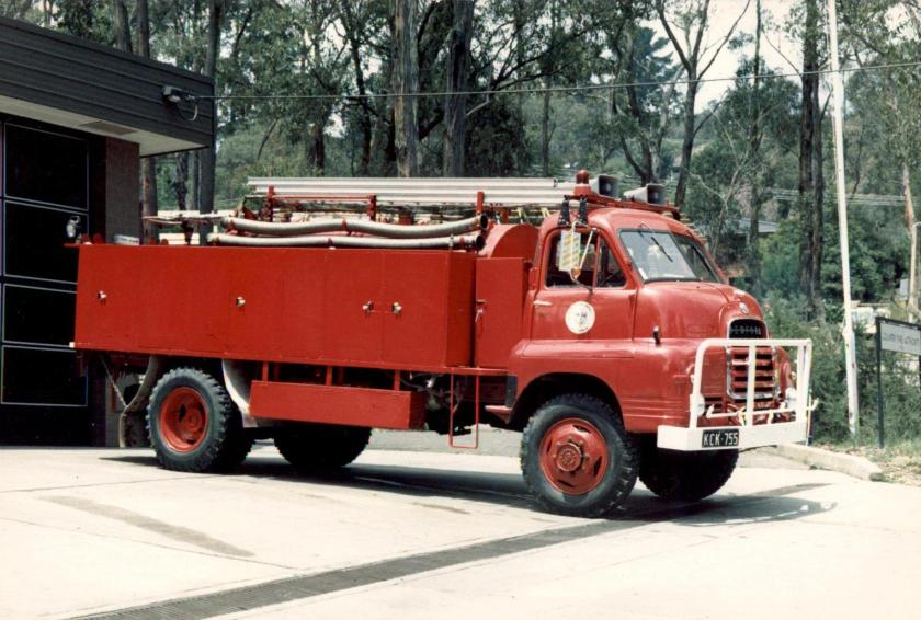 Bedford S Series Lorries