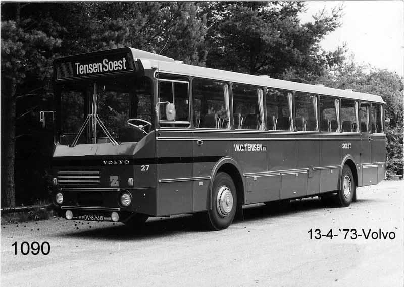 Bus nr.28 - 96 - Tensen Volvo