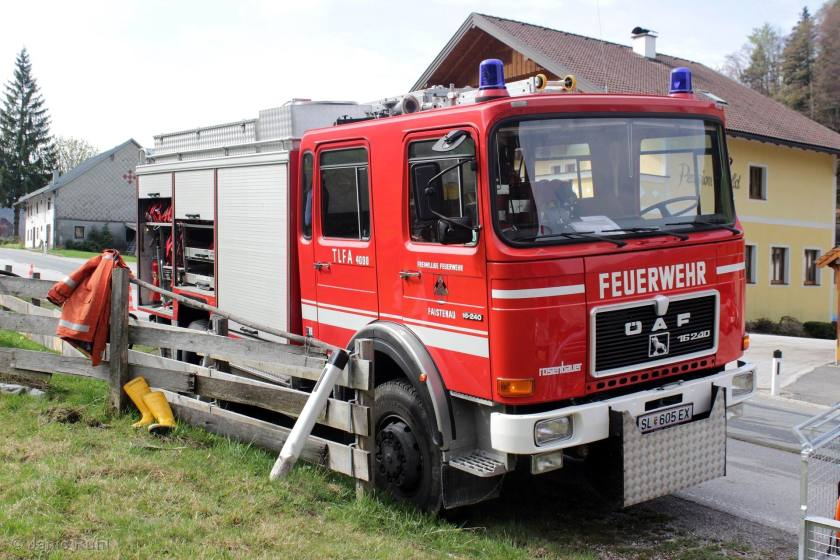 ÖAF 16.240 TLFA 4000 Feuerwehr Faistenau