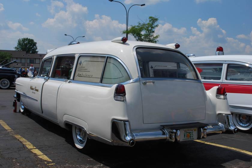 Chevrolet Amb-Hearse WT55