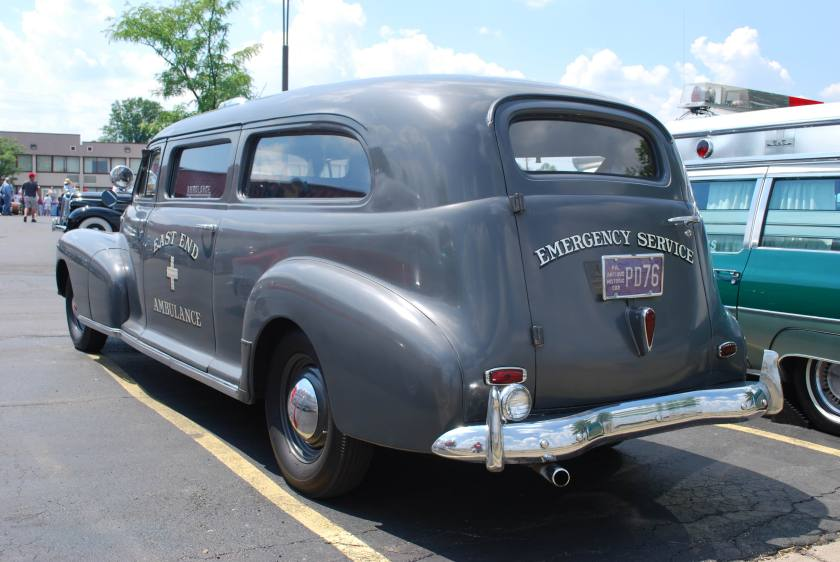 Chevrolet-Buick Amb-Hearse PD76