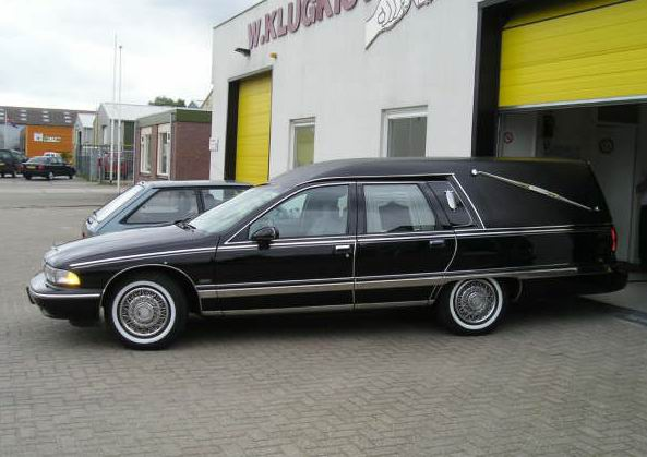 Chevrolet Hearse 1